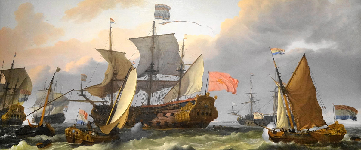 Enjoy 243 Maritime paintings
