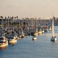 sail boats in ci harbor